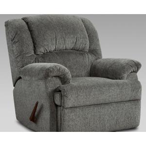 3330 Allure Grey 3PC Set: Sofa, Loveseat & Recliner