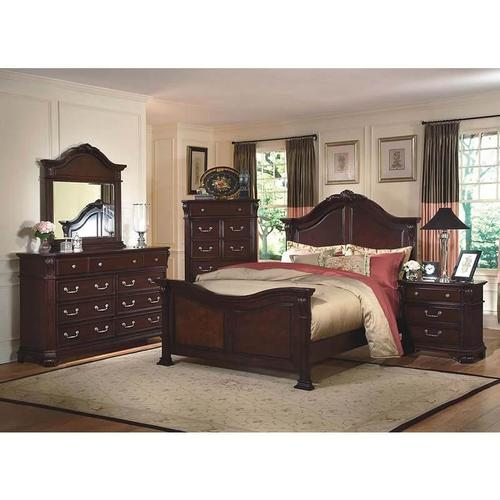 Classic - The Emilie 7 drawer Tudor Brown Chest