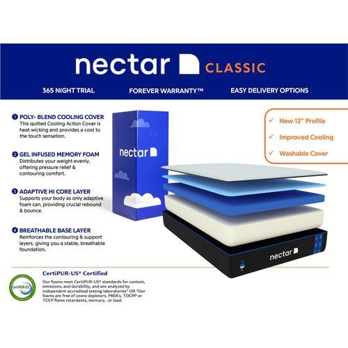 Gallery - Nectar 3.0 Classic - King Mattress