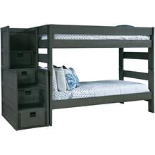 Vista Twin/Twin Bunk Bed