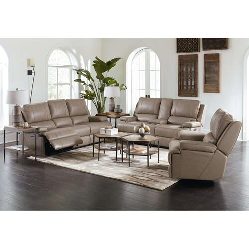Power Reclining Power Lumbar Sofa