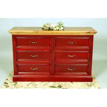 Williamsburg Dresser
