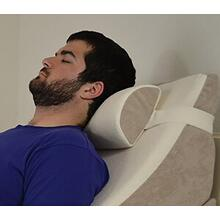 View Product - Memory Foam Cervical Pillow With Strap