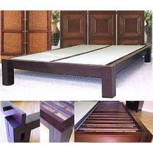 Tatami Tall Platform Bed -- Twin