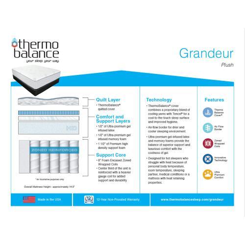 Southerland - Thermo Balance - Grandeur - Plush
