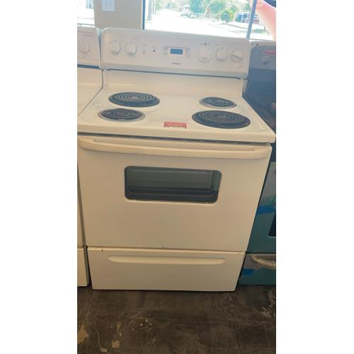 Treviño Appliance - HOTPOINT Electric Coil Top Range