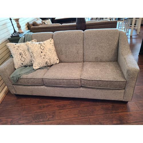 CLEARANCE Rico Grey Sofa