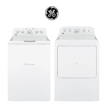 GE Top Load Washer/Dryer Pair