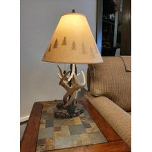 CLEARANCE Accent Table Lamp