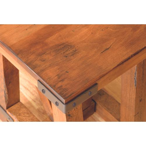 Country Value Woodworks - Farmstead Chair Side Table