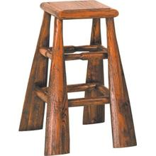 Boat Oar Bar Stool