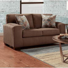 Loveseat in Charisma Cocoa       (5902,29004)
