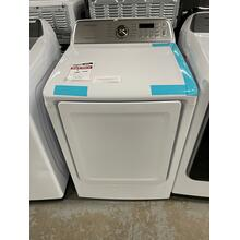 7.4 cu. ft. Electric Dryer with Sensor Dry in White ***ANKENY LOCATION **1 YEAR WARRANTY**