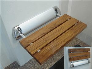 Teak Shower Seat Product Image