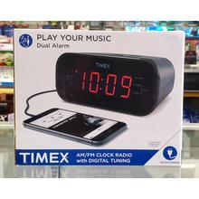 AM/FM Clock Radio w/ Digital Tuning