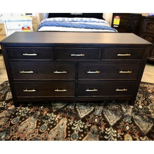 "Amish Craftsman - 58"" Dresser"