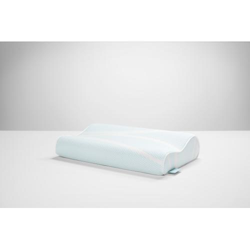 See Details - TEMPUR-Breeze Neck Pillow Standard Medium