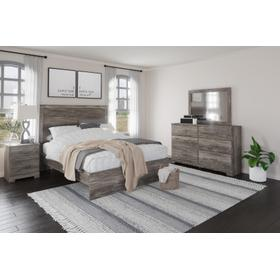 Ralinksi 4 Pc. Bedroom Set Gray