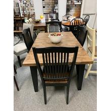 Beaver Creek 5 Piece Dining Set- Closeout