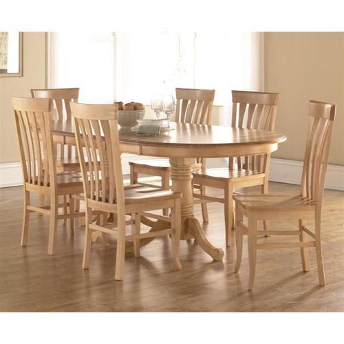 Oval Dinette Table