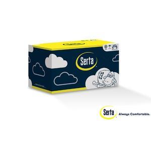"Serta - Sheep Retreat- Bed in Box 10"" Firm"