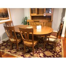 7 Piece Dining Set - Table w/ 6 Chairs
