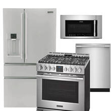 Frigidaire Pro Refer Kitchen Package GAS