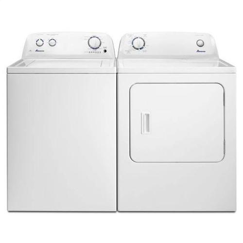 Amana Top Load Washer and Dryer Package