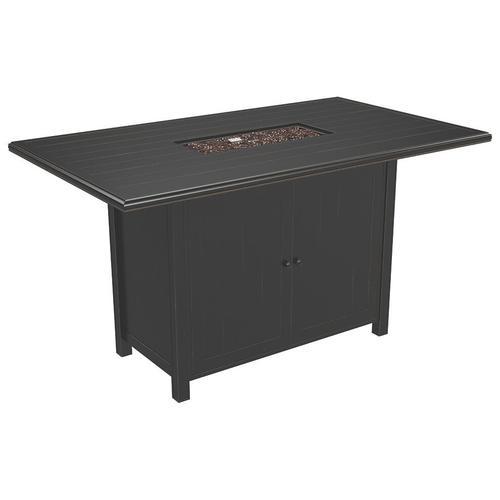 Signature Design By Ashley - Perrymount Rectangular Bar Table