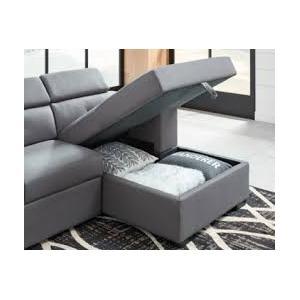 Gallery - Salado 2 Piece Sofa Chaise Sleeper