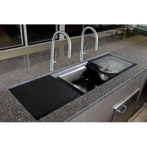 The Galley Workstation - Ideal Workstation 5 Double-Bowl