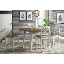 El Paso 5-Piece Counter Height Dining Set