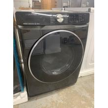 7.5 cu. ft. Fingerprint Resistant Black Stainless Electric Dryer with Steam Sanitize , ENERGY STAR **OPEN BOX ITEM** Ankeny Location
