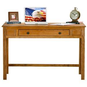 """Oak 32"""" Writing Desk"""