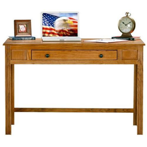 "American Heartland Manufacturing - Oak 32"" Writing Desk"