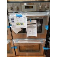 """See Details - Thermador 30"""" Double Wall Electric Oven PO302W (FLOOR MODEL)"""