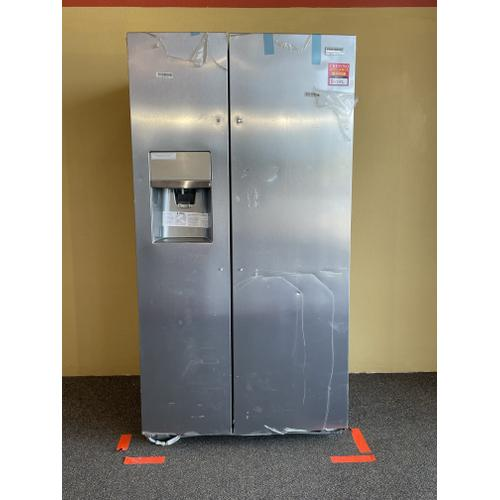 Treviño Appliance - Frigidaire Gallery Stainless Steel Side by Side Refrigerator