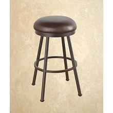 Arcadia - Backless Swivel Barstool