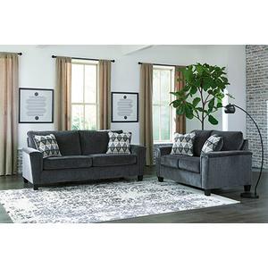 Abinger Sofa and Loveseat Set