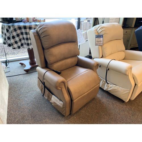 Tan Colored Decompression Chair