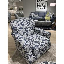 Sophie Indigo Accent Chair