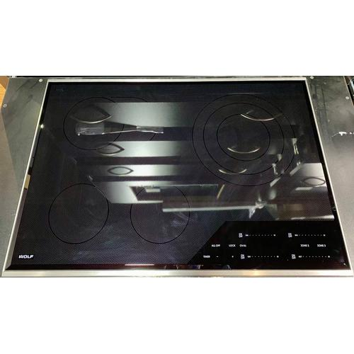 """Wolf CE304TS   30"""" Transitional Electric Cooktop"""