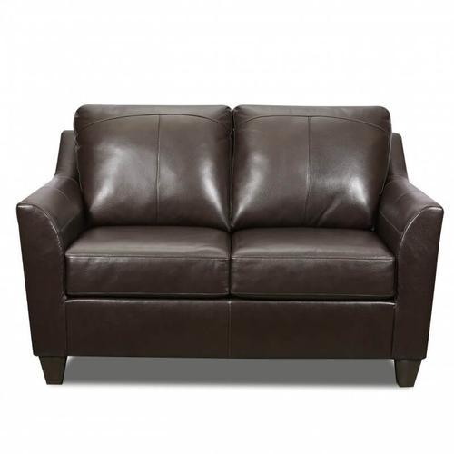Leather Bark Chair