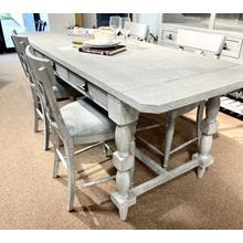See Details - Pub Table & 4 Stools