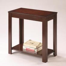 CROWNMARK7710CHAIR SIDE TABLE Matthew Side Table