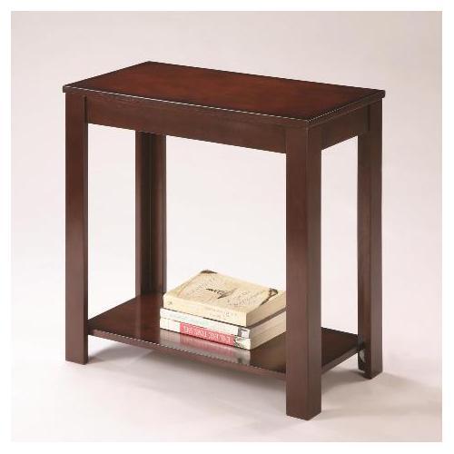 Crown Mark - CROWNMARK7710CHAIR SIDE TABLE Matthew Side Table