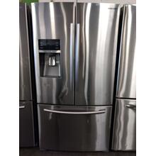 RF23HTEDBSR French Door Refrigerator with Food Showcase, 22.5 cu.ft (This is a Stock Photo, actual unit (s) appearance may contain cosmetic blemishes. Please call store if you would like actual pictures). REBATE NOT VALID with this item. ISI 37917 B