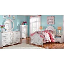 See Details - Ashley 4-Piece Twin Panel Bedroom Set