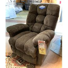 BROSMER POWER ROCKER RECLINER w/POWER TILT HEADREST in Cocoa      (9MZ87-20576,39906)