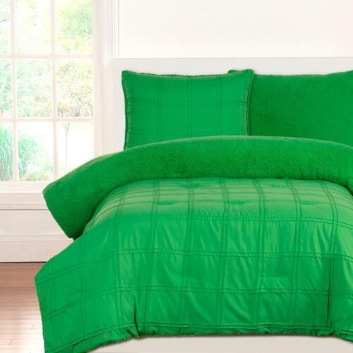 """Playful Plush Jungle Green"" Crayola Comforter Sets Twin"